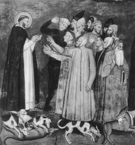 Allegory of the Active and Triumphant Church and the Dominican Order